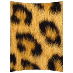 Animal Print Leopard Back Support Cushion by NSGLOBALDESIGNS2
