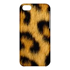 Animal Print Leopard Apple Iphone 5c Hardshell Case by NSGLOBALDESIGNS2