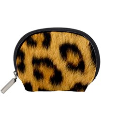 Animal Print Leopard Accessory Pouch (small) by NSGLOBALDESIGNS2