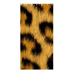 Animal Print Leopard Shower Curtain 36  X 72  (stall)  by NSGLOBALDESIGNS2