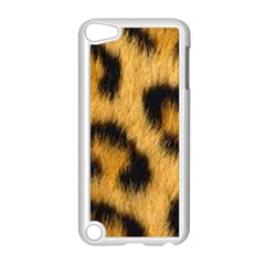 Animal Print Leopard Apple Ipod Touch 5 Case (white) by NSGLOBALDESIGNS2