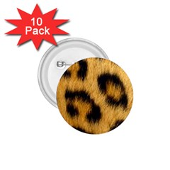 Animal Print 1 75  Buttons (10 Pack) by NSGLOBALDESIGNS2