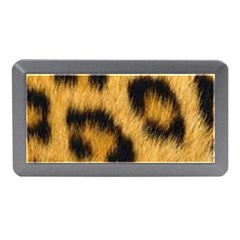 Animal Print Memory Card Reader (mini) by NSGLOBALDESIGNS2