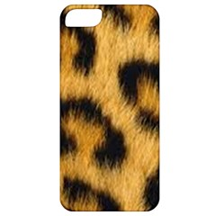Animal Print Apple Iphone 5 Classic Hardshell Case by NSGLOBALDESIGNS2