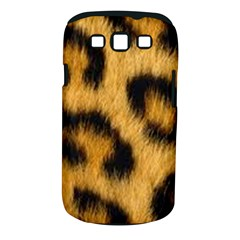 Animal Print Samsung Galaxy S Iii Classic Hardshell Case (pc+silicone) by NSGLOBALDESIGNS2