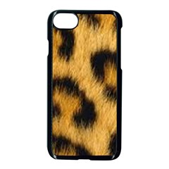 Animal Print Apple Iphone 8 Seamless Case (black) by NSGLOBALDESIGNS2