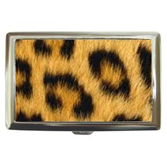 Animal Print 3 Cigarette Money Case by NSGLOBALDESIGNS2