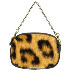 Animal Print 3 Chain Purse (one Side) by NSGLOBALDESIGNS2