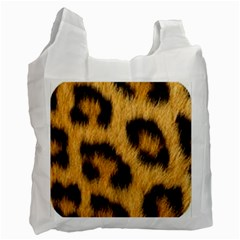 Animal Print 3 Recycle Bag (one Side) by NSGLOBALDESIGNS2