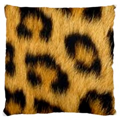 Animal Print 3 Large Cushion Case (two Sides) by NSGLOBALDESIGNS2