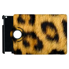 Animal Print 3 Apple Ipad 3/4 Flip 360 Case by NSGLOBALDESIGNS2