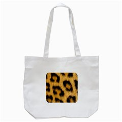 Animal Print 3 Tote Bag (white) by NSGLOBALDESIGNS2