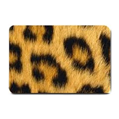 Leopard Print Small Doormat  by NSGLOBALDESIGNS2