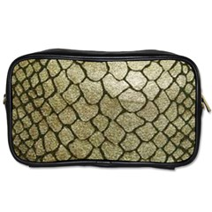 Snake Print Toiletries Bag (one Side) by NSGLOBALDESIGNS2
