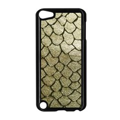 Snake Print Apple Ipod Touch 5 Case (black) by NSGLOBALDESIGNS2