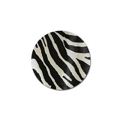 Zebra Print Golf Ball Marker (4 Pack) by NSGLOBALDESIGNS2