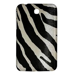 Zebra Print Samsung Galaxy Tab 3 (7 ) P3200 Hardshell Case  by NSGLOBALDESIGNS2
