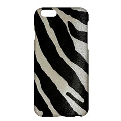 Zebra Print Apple Iphone 6 Plus/6s Plus Hardshell Case by NSGLOBALDESIGNS2
