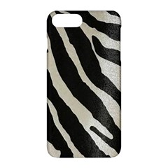 Zebra Print Apple Iphone 8 Plus Hardshell Case by NSGLOBALDESIGNS2