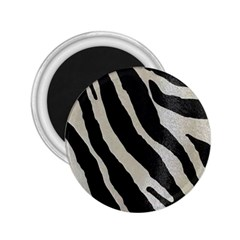 Zebra Print 2 25  Magnets by NSGLOBALDESIGNS2