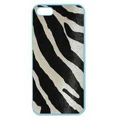 Zebra Print Apple Seamless Iphone 5 Case (color) by NSGLOBALDESIGNS2