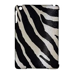Zebra Print Apple Ipad Mini Hardshell Case (compatible With Smart Cover)