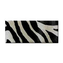 Zebra Print Hand Towel by NSGLOBALDESIGNS2