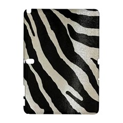 Zebra Print Samsung Galaxy Note 10 1 (p600) Hardshell Case by NSGLOBALDESIGNS2