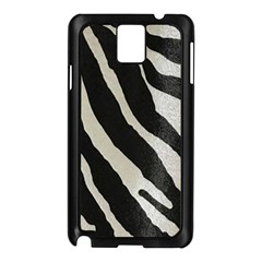 Zebra Print Samsung Galaxy Note 3 N9005 Case (black) by NSGLOBALDESIGNS2