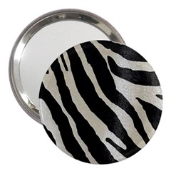 Zebra Print 3  Handbag Mirrors by NSGLOBALDESIGNS2