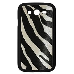 Zebra Print Samsung Galaxy Grand Duos I9082 Case (black) by NSGLOBALDESIGNS2