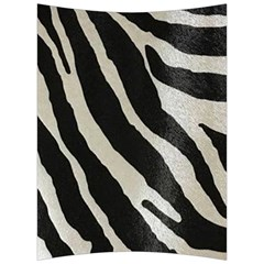 Zebra Print Back Support Cushion by NSGLOBALDESIGNS2