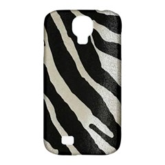 Zebra 2 Print Samsung Galaxy S4 Classic Hardshell Case (pc+silicone) by NSGLOBALDESIGNS2