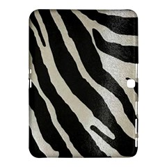 Zebra 2 Print Samsung Galaxy Tab 4 (10 1 ) Hardshell Case  by NSGLOBALDESIGNS2