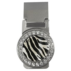 Zebra 2 Print Money Clips (cz)  by NSGLOBALDESIGNS2