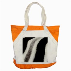 Stella Animal Print Accent Tote Bag by NSGLOBALDESIGNS2