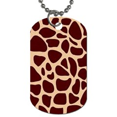 Gulf Lrint Dog Tag (one Side) by NSGLOBALDESIGNS2