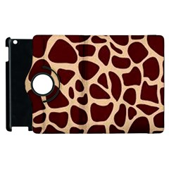 Gulf Lrint Apple Ipad 2 Flip 360 Case by NSGLOBALDESIGNS2