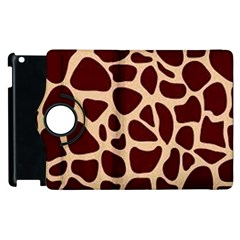Gulf Lrint Apple Ipad 3/4 Flip 360 Case by NSGLOBALDESIGNS2