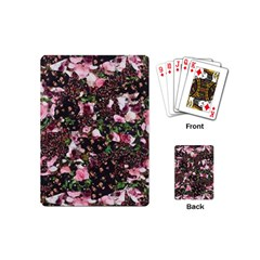 Victoria s Secret One Playing Cards (mini) by NSGLOBALDESIGNS2