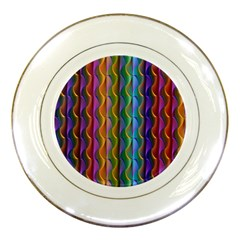 Background Wallpaper Psychedelic Porcelain Plates