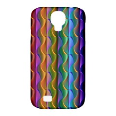 Background Wallpaper Psychedelic Samsung Galaxy S4 Classic Hardshell Case (pc+silicone)