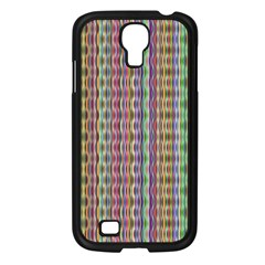 Psychedelic Background Wallpaper Samsung Galaxy S4 I9500/ I9505 Case (black) by Samandel
