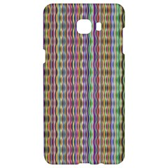 Psychedelic Background Wallpaper Samsung C9 Pro Hardshell Case