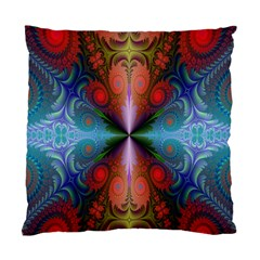 Fractal Background Design Standard Cushion Case (two Sides)