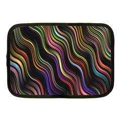 Psychedelic Background Wallpaper Netbook Case (medium)