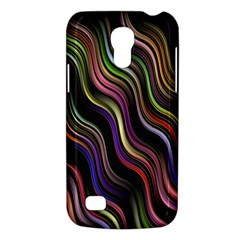 Psychedelic Background Wallpaper Samsung Galaxy S4 Mini (gt I9190) Hardshell Case