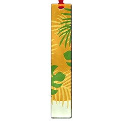 Leaf Leaves Nature Green Autumn Large Book Marks
