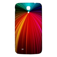 Background Color Colorful Rings Samsung Galaxy Mega I9200 Hardshell Back Case by Samandel