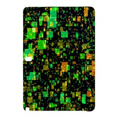 Squares And Rectangles Background Samsung Galaxy Tab Pro 10 1 Hardshell Case